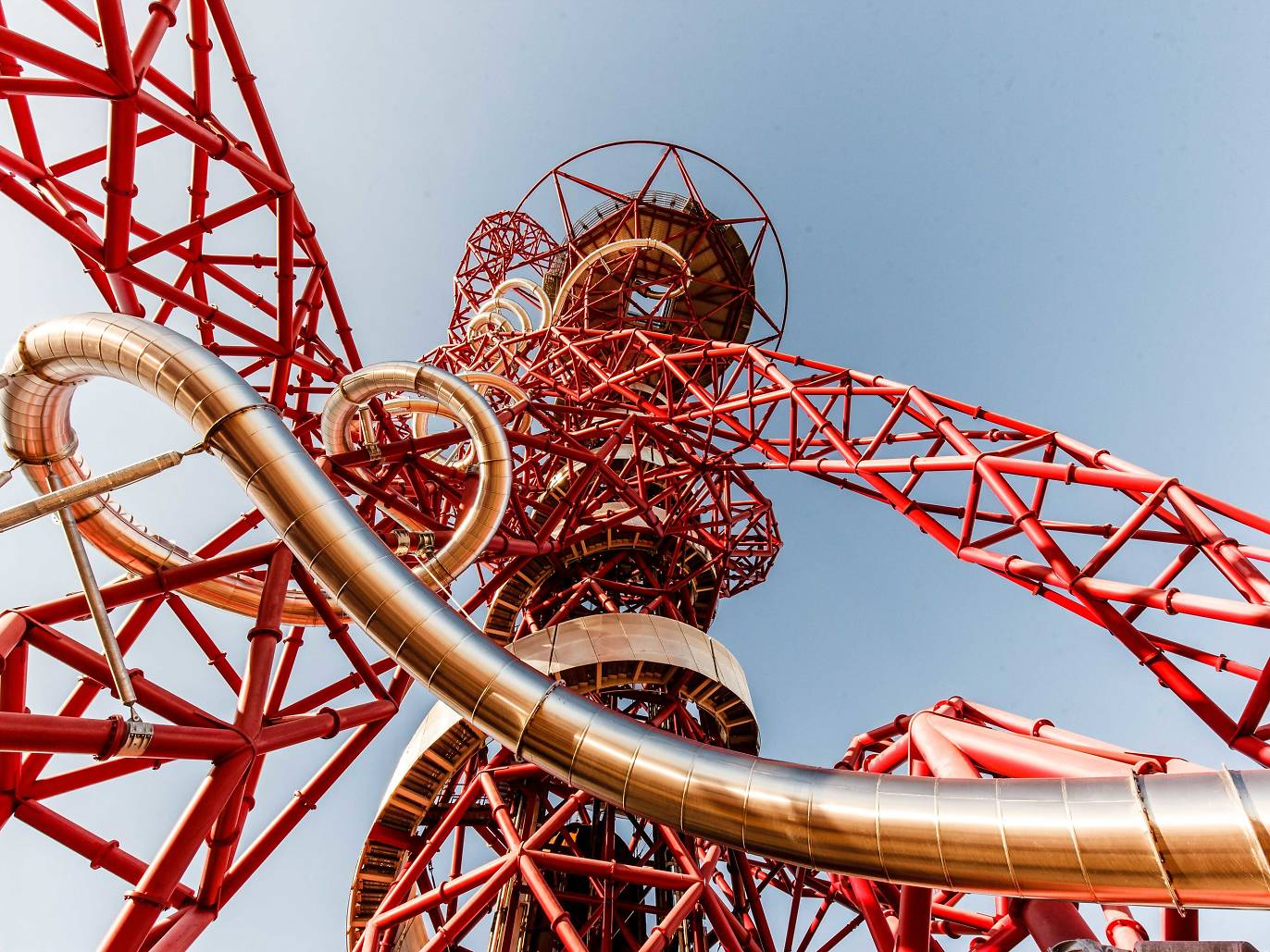 Easter at the ArcelorMittal Orbit