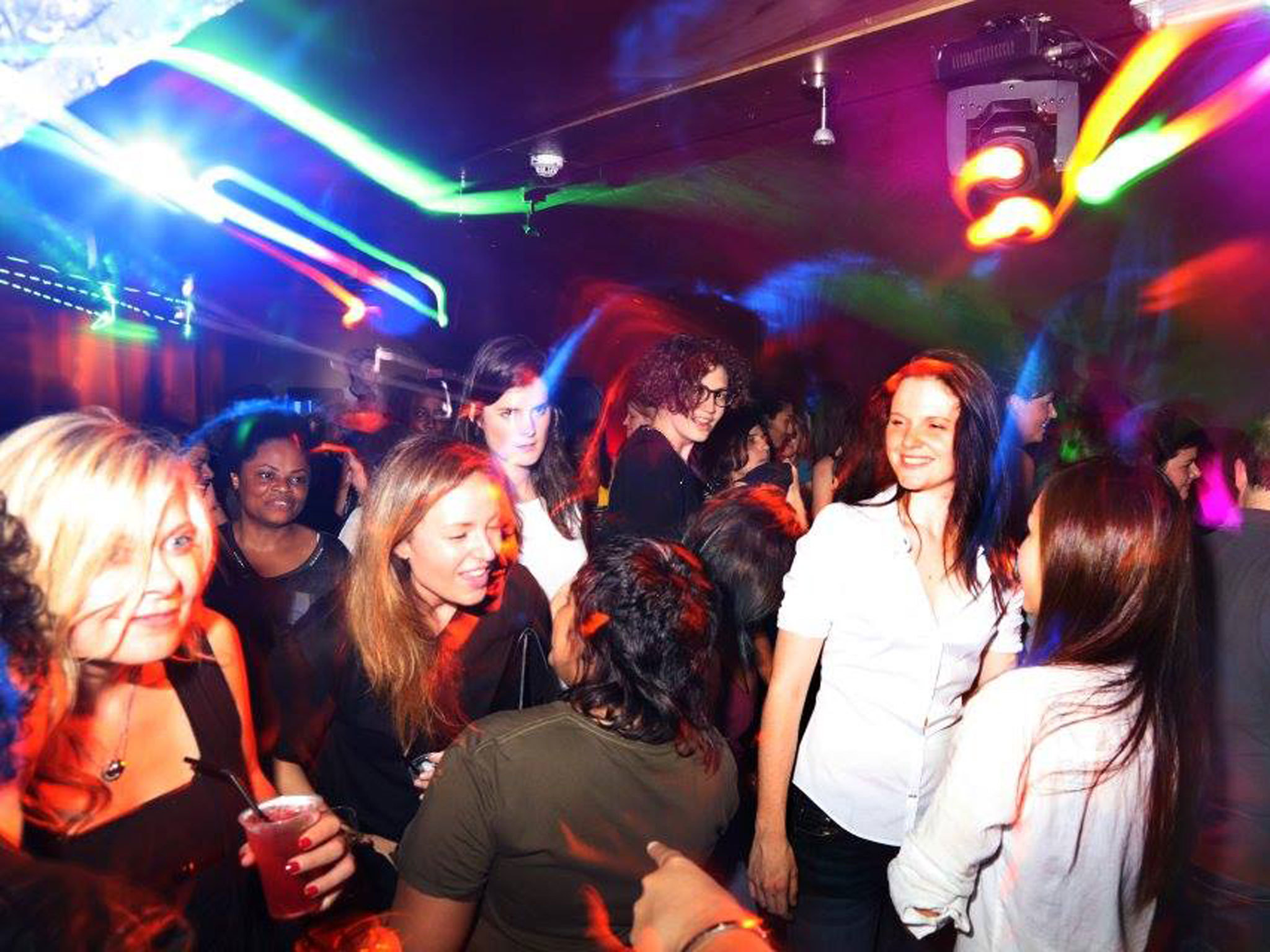 Best clubs to hook up in london