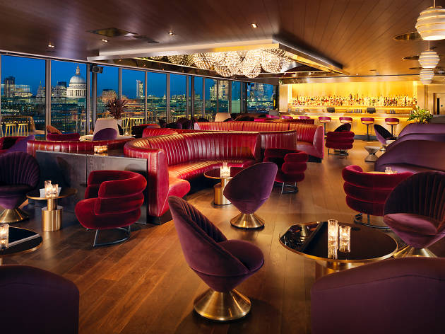best bars with a view in london, rumpus room