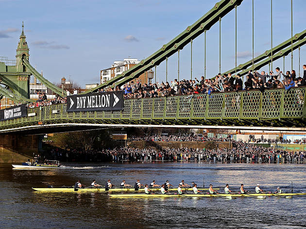 The Boat Race: everything you need to know