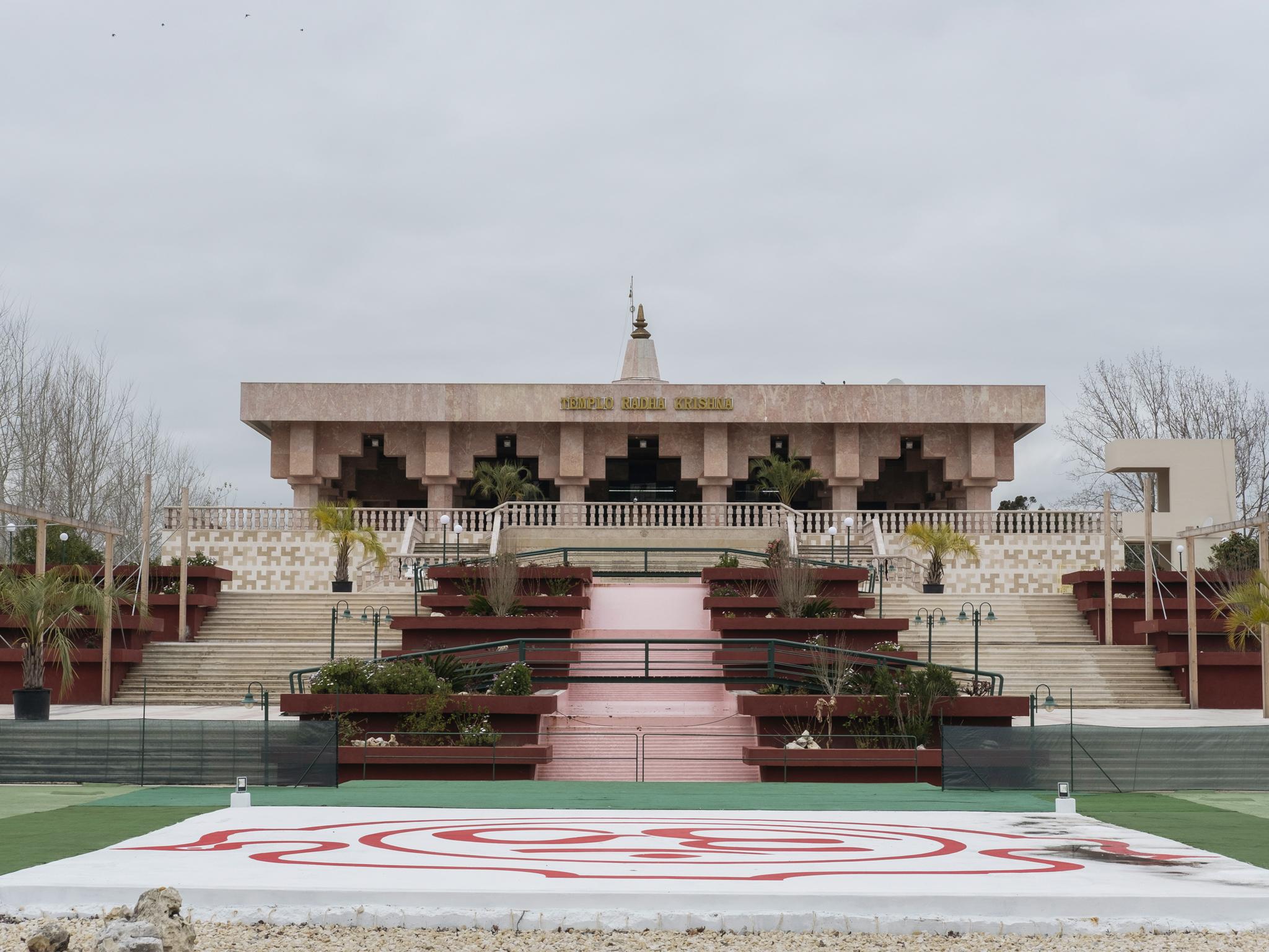 Templo Radha Krishna
