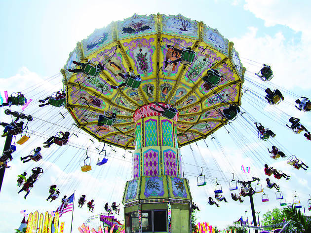 The Miami-Dade County Fair & Exposition