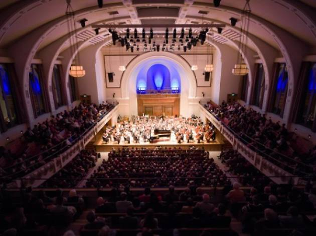 The Royal Philharmonic Orchestra at Cadogan Hall