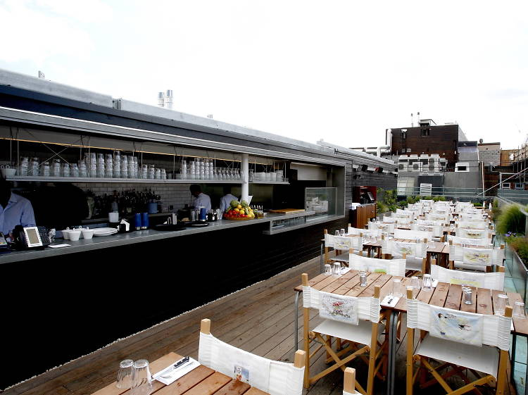 Boundary Rooftop