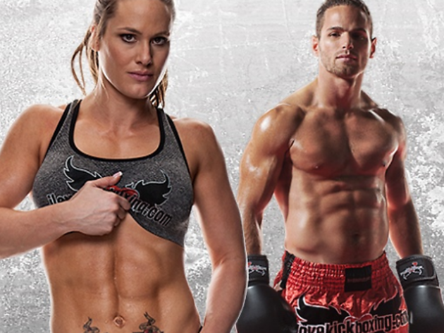 Kickboxing Classes - $30