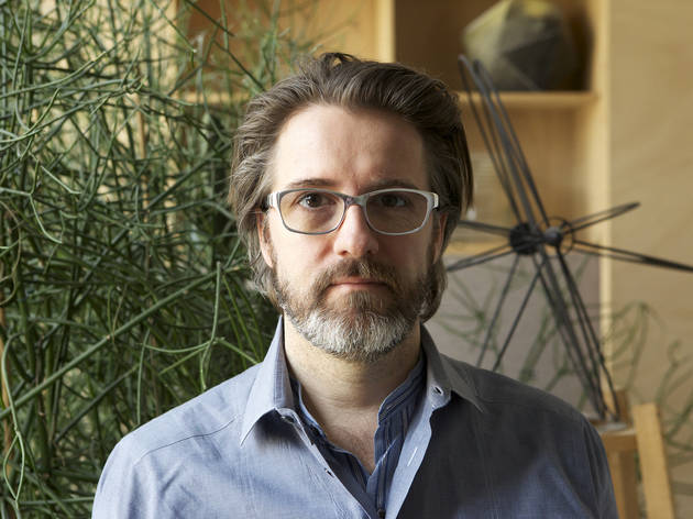 Environmental artist Olafur Eliasson talks about his work and climate change