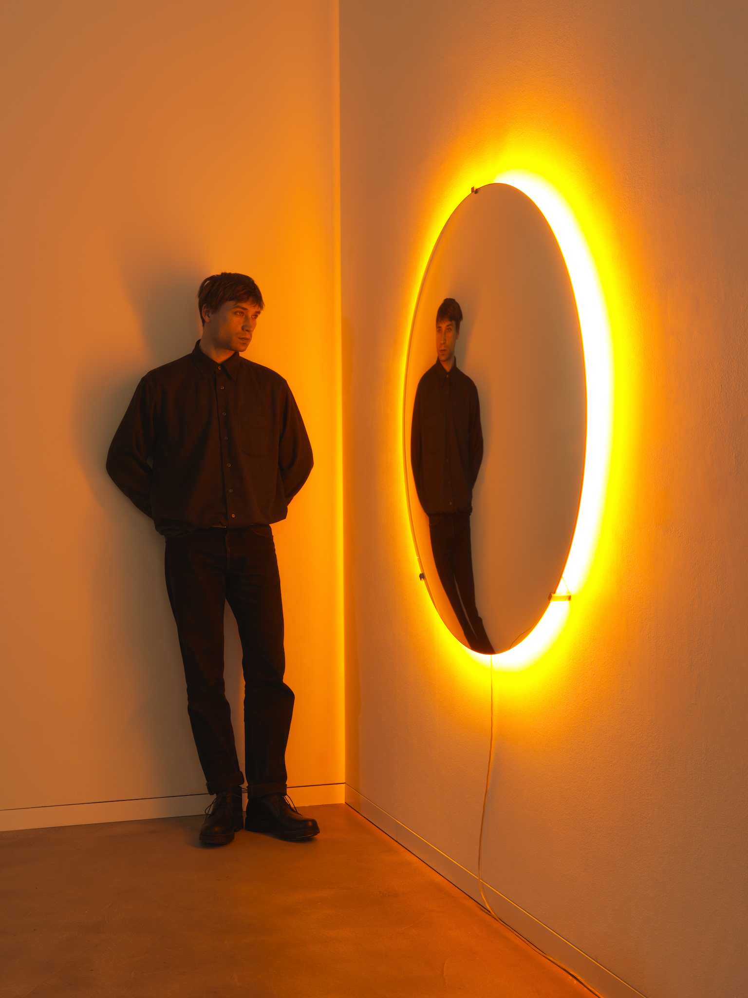 Environmental artist Olafur Eliasson talks about his work ...