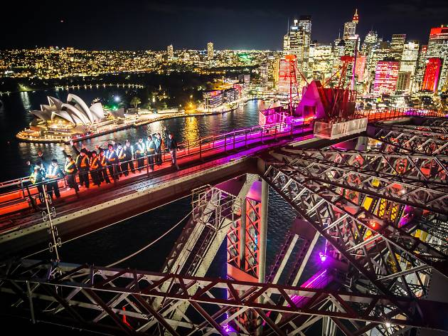 Win your very own Vivid BridgeClimb
