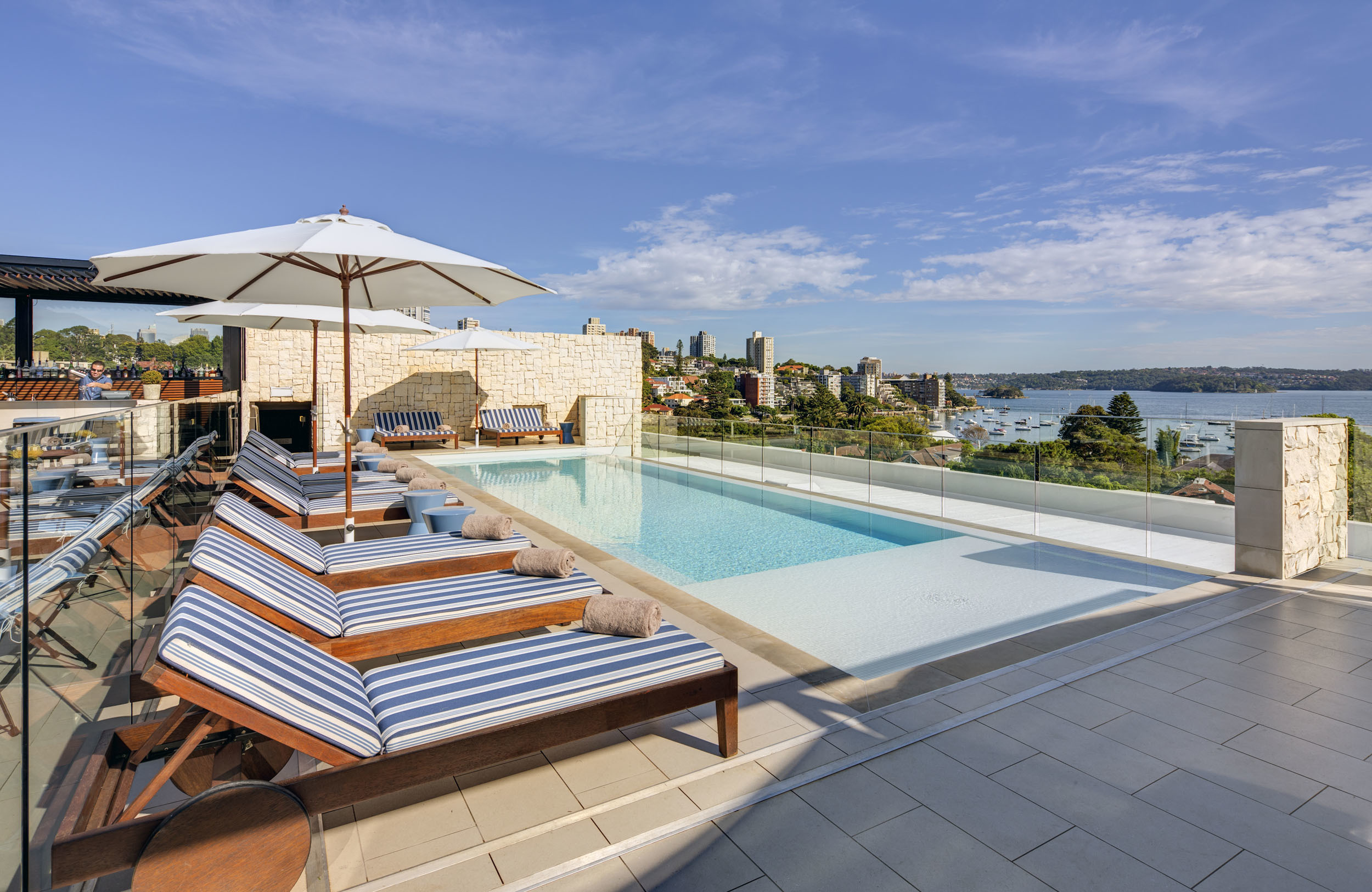 Experience a gourmet getaway at InterContinental Sydney Double Bay & Stockroom Restaurant
