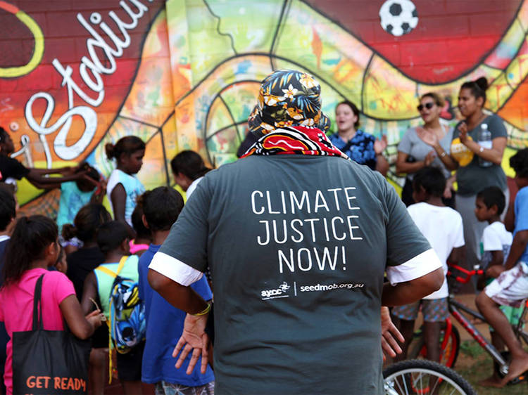 Seed Indigenous Youth Climate Network