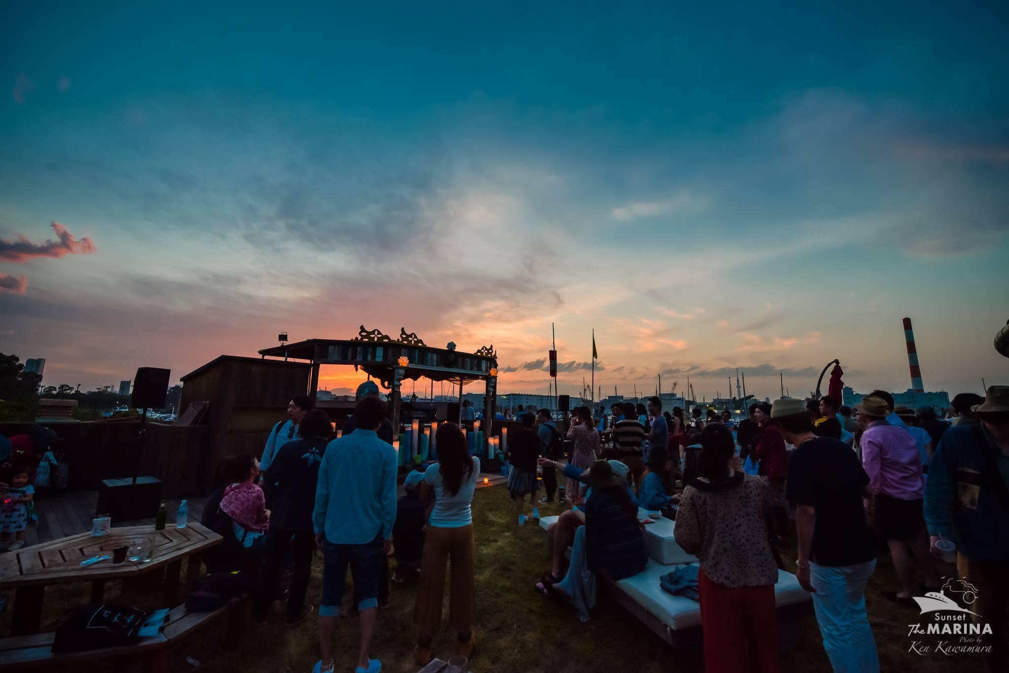 Sunset The MARINA vol.10~ FIKA ~