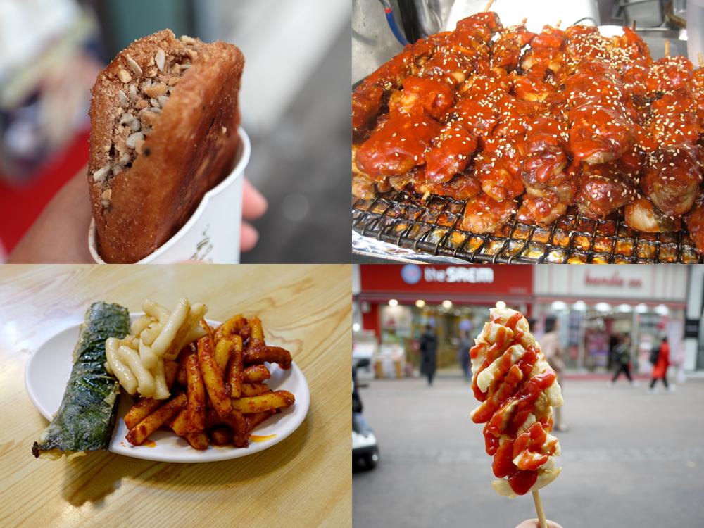 서울에서 꼭 먹어야 할 길거리 음식 10