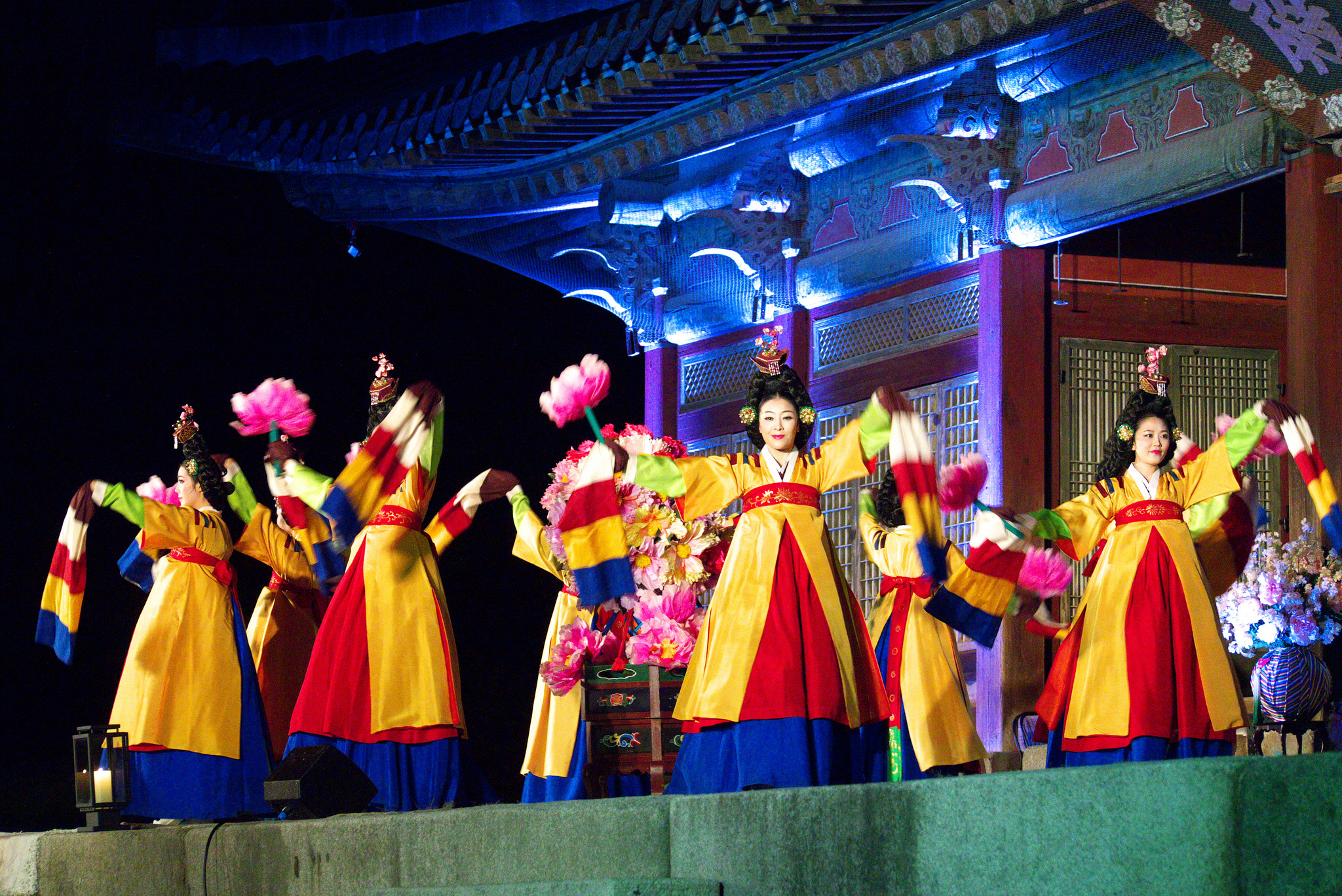 Night & day royal palace concerts