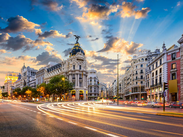 ciudades españolas en 3 días