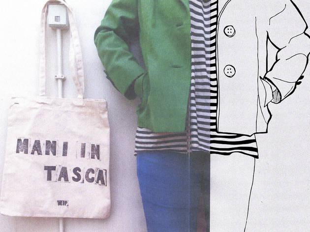 MANI in TASCA Live Printing & Spritz