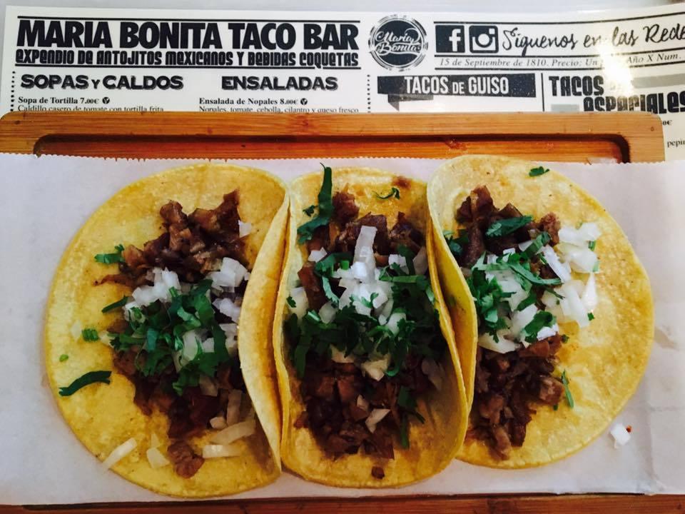 Tacos María Bonita Taco Bar