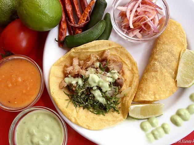 Tacos Taquería Mi Ciudad