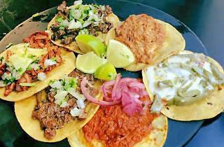 Takos Al Pastor Tacos