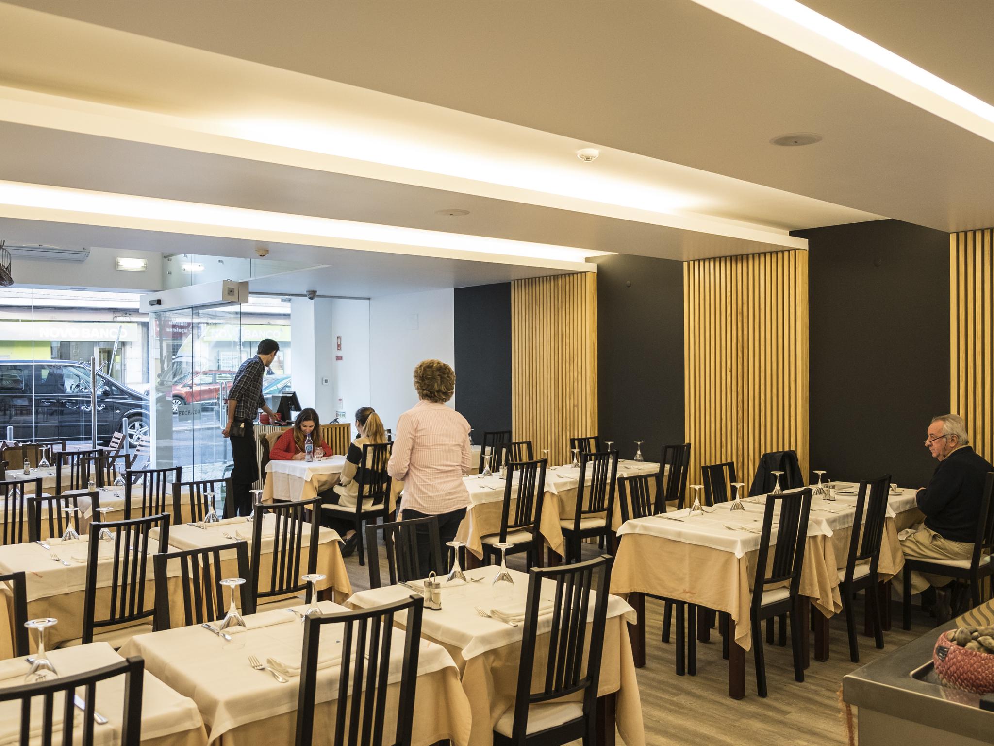 Restaurante, Luminosa By Furnas, Mariscos