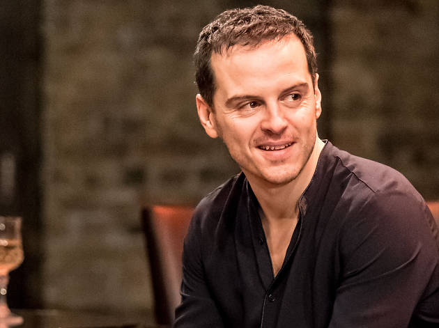Andrew Scott on taking 'Hamlet' into the West End