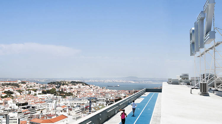 Four Seasons Hotel Ritz (©Four Season Hotel Ritz Lisbon)
