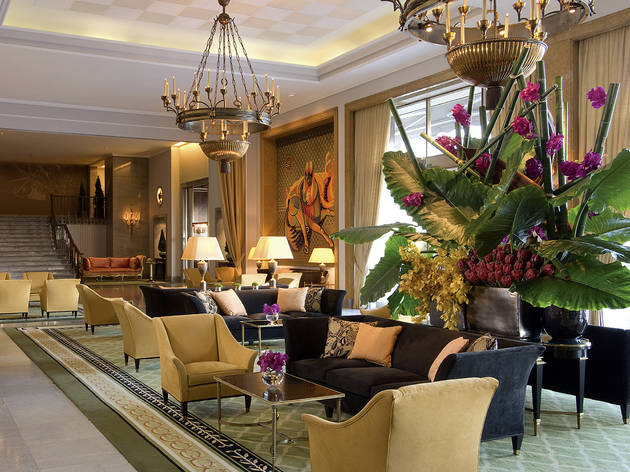 Four Seasons Hotel Ritz (©DR)