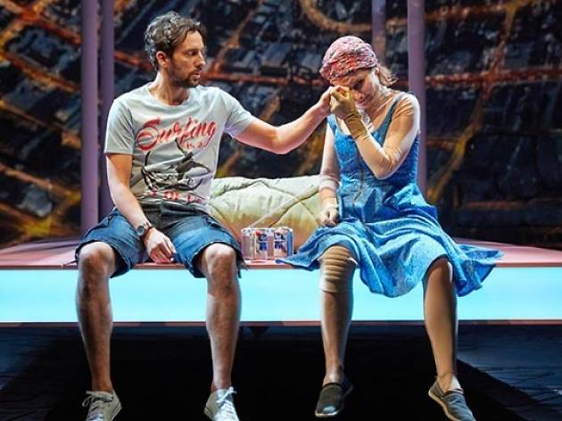 'Ugly Lies The Bone' at the National Theatre