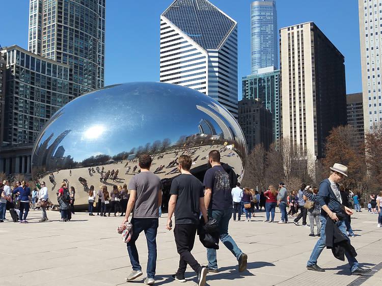 Self-Guided Chicago Scavenger Hunt