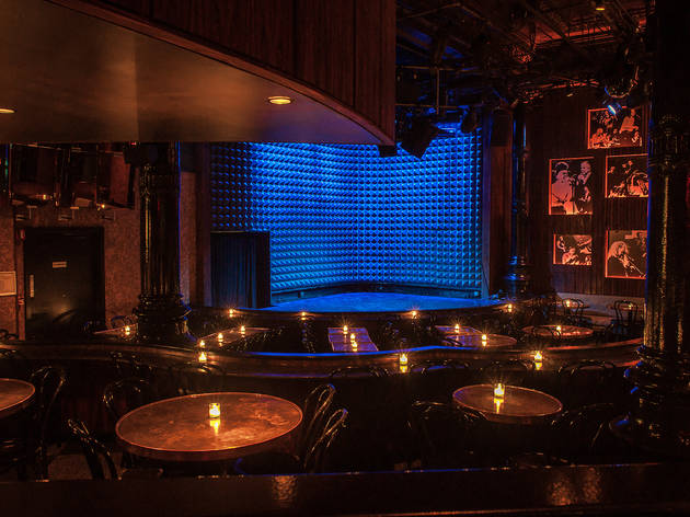 Joe's Pub (Photograph: Paul Wagtouicz)