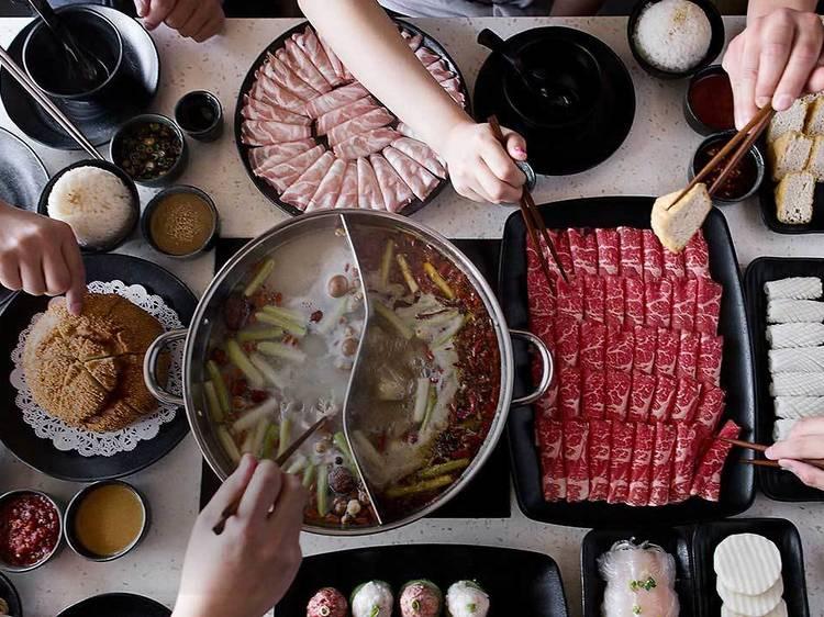 The best hot pot restaurants in L.A.
