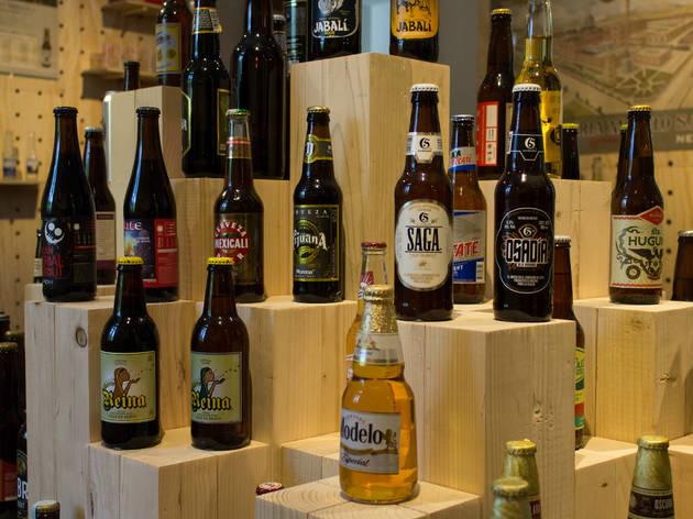 Botellas de cerveza (Foto: Mattza Tobón )