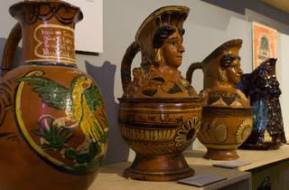 Tarros de barro tradicionales (Foto: Mattza Tobón )