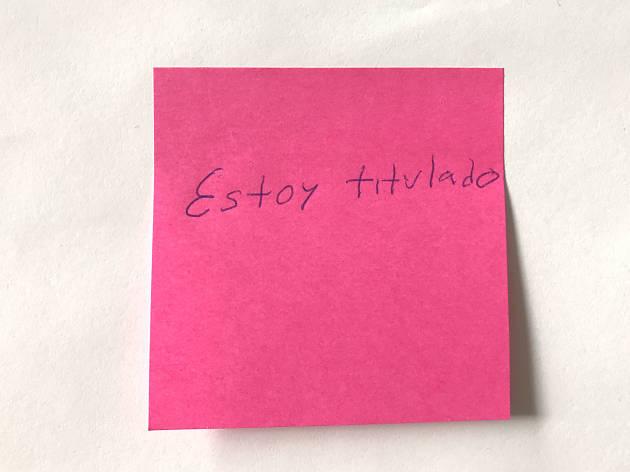 Confesiones de post-it: ¿Cuál es la peor mentira que le has dicho a tu jefe?