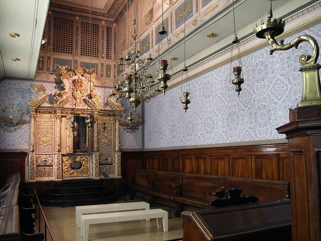 Conegilano Veneto Italian Synagogue