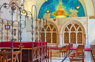 Four Sephardic Synagogues - Jerusalem
