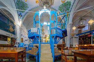 Abuhav Synagogue - Safed