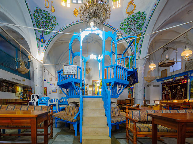 Abuhav Synagogue - Safed