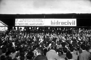 Del Manzanares al Calderón. 50 años de pasión