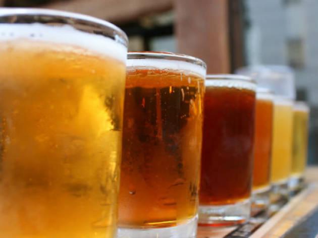 II Feria de la Cerveza Beerstalegre