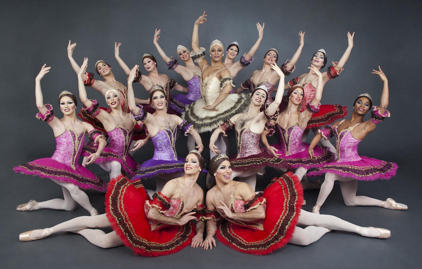 Ballets Trockadero de Montecarlo