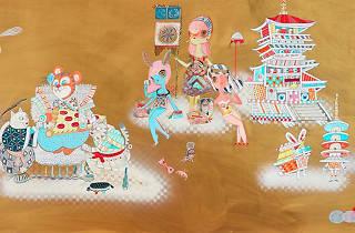 Ferris Plock + Kelly Tunstall Art Opening