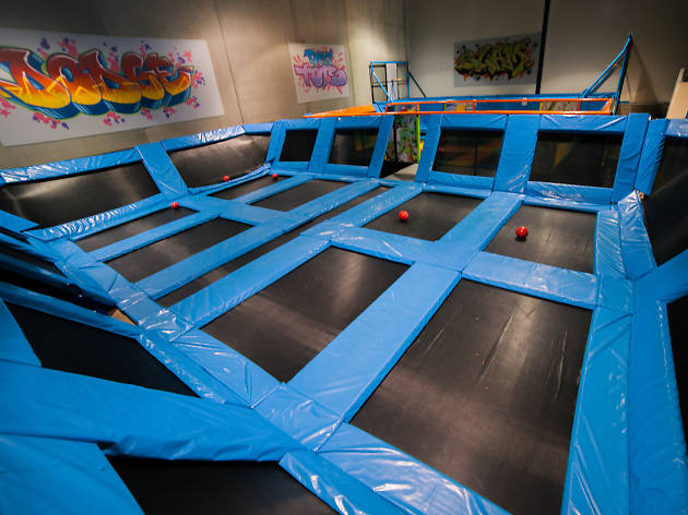 Boing Central Trampoline Park