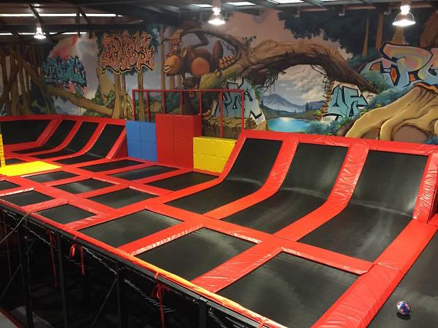 Sky High Indoor Trampoline Park