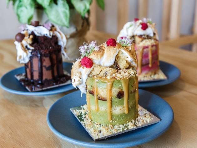 Cakes at Saga Enmore