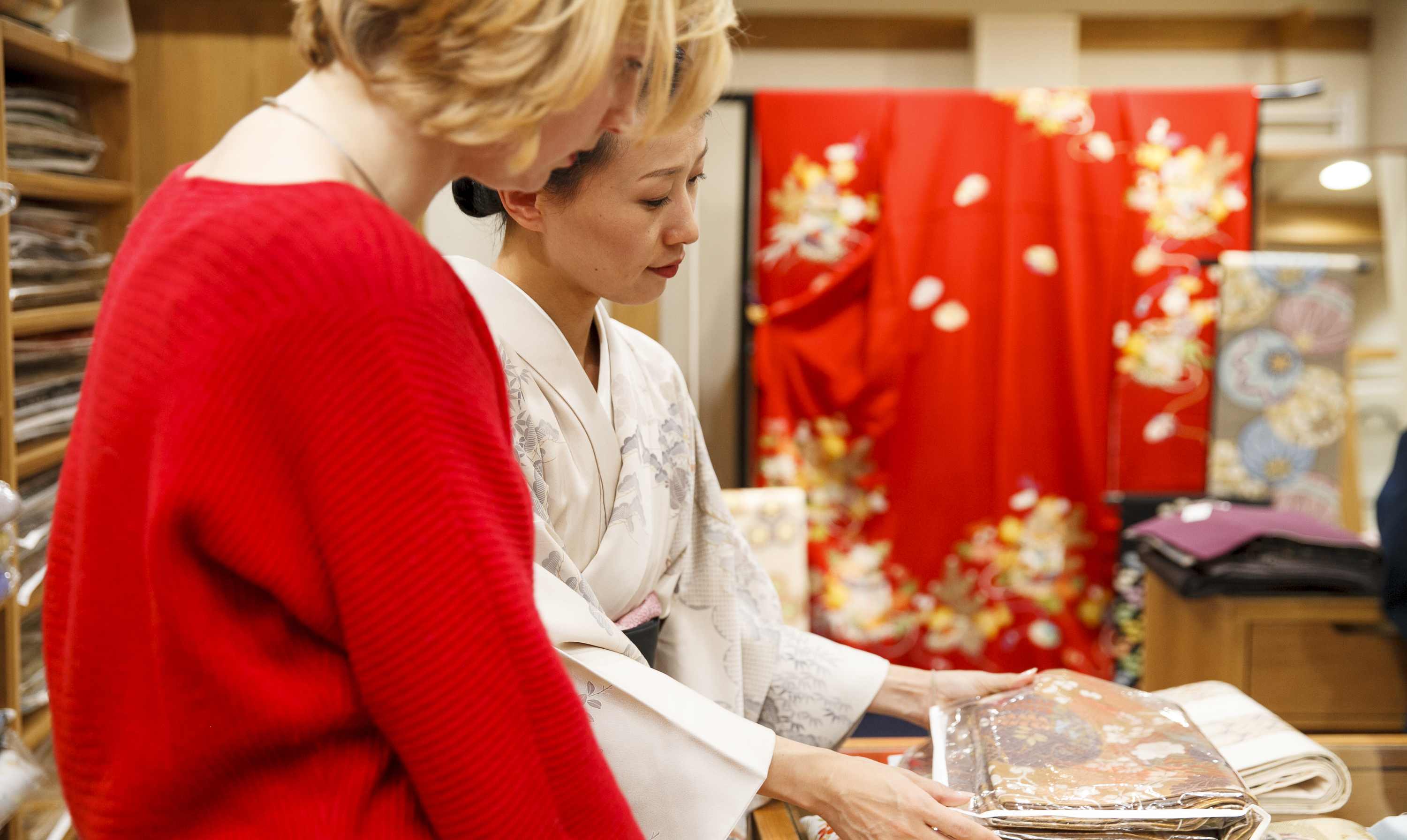 The best antique and secondhand kimono shops in Tokyo