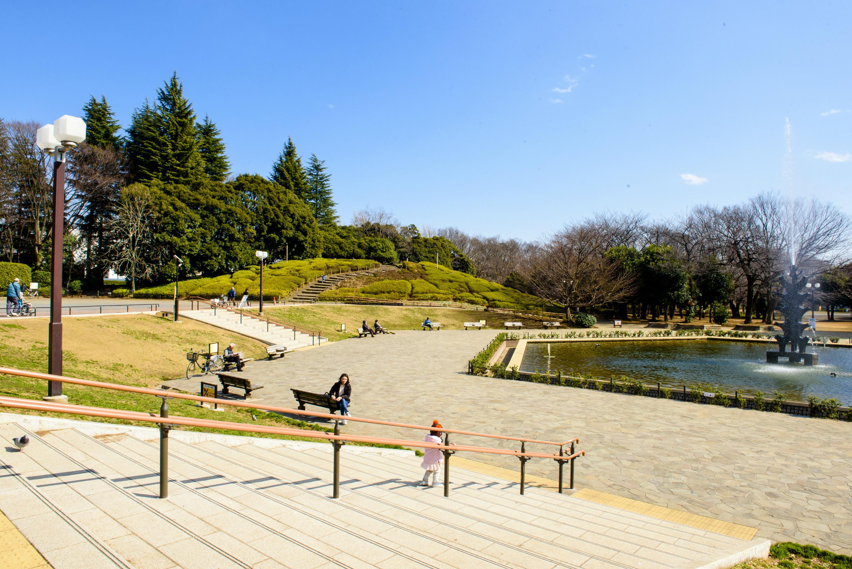 世田谷公園+NOZY COFFEE
