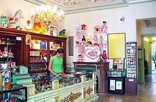 Botiga del Museu de la Joguina