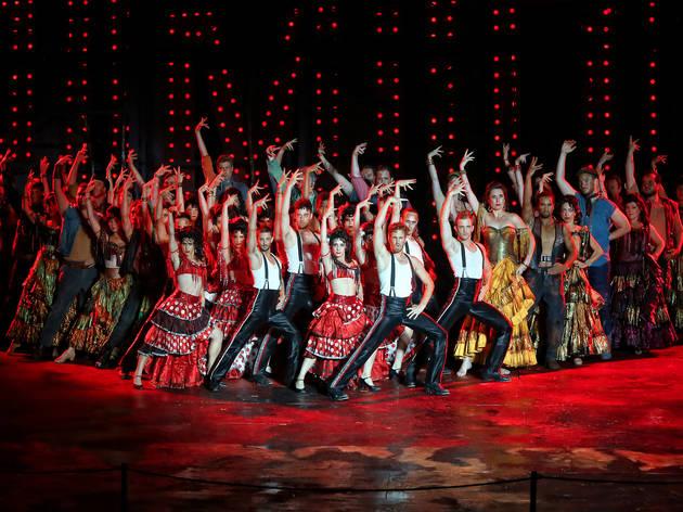 Carmen: Handa Opera on Sydney Harbour 2017