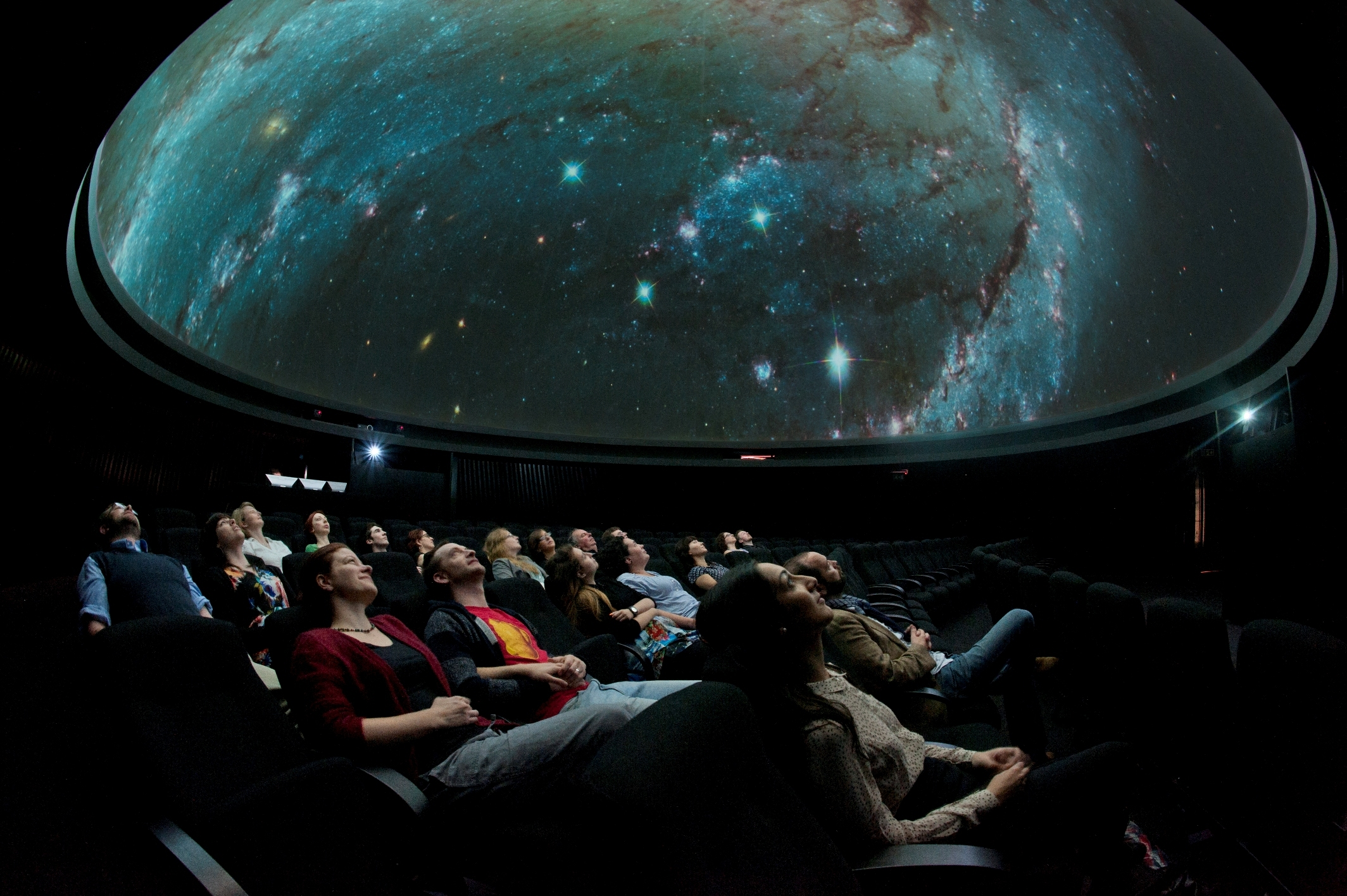 Peter Harrison Planetarium, The Day the Earth Caught Fire