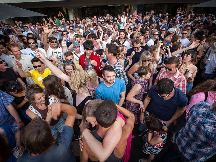 Meltdown festival line-up